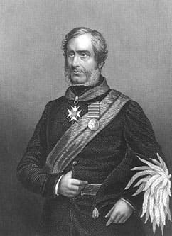 Major General Sir Henry Havelock - Lucknow - Born in Sunderland