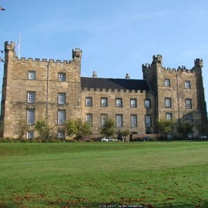 Wearside Ghosts and Hauntings - Lumley Castle