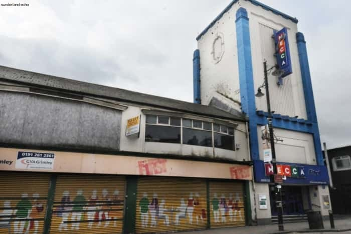 Mecca Bingo Hall Sunderland