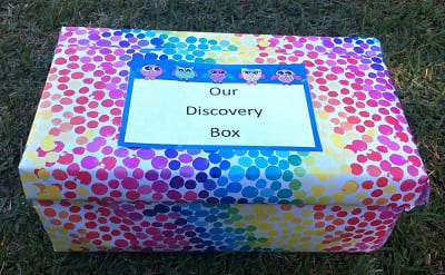 Activities For Children - Treasure Box