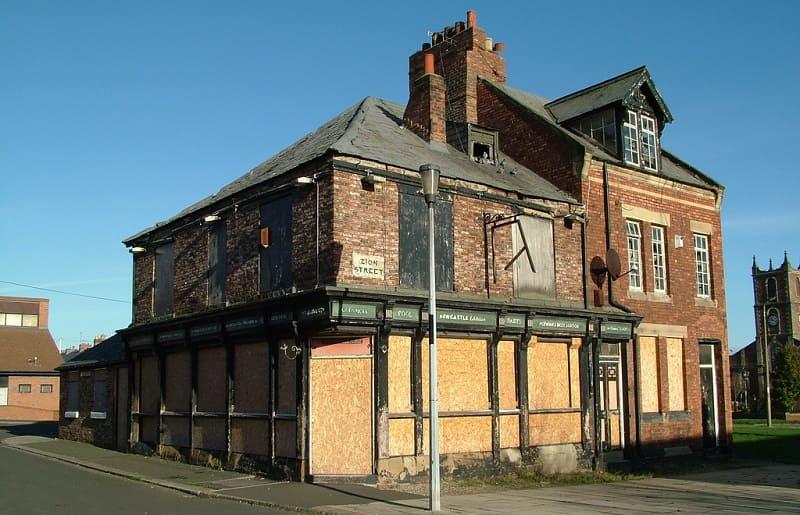 Hodgkin Street Murder Sunderland - Wheatsheaf Pub