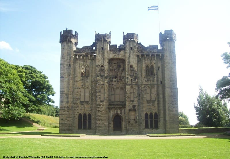 Cauld Lad of Hylton Castle - Sunderland ghosts