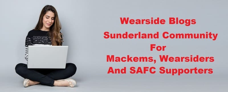 Sunderland blog and Message Boards - (SMB) - we are set up and ready to go!