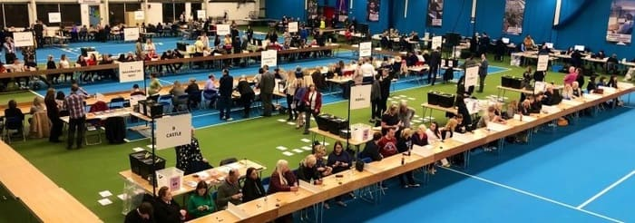 Sunderland Council Election Results 2019 - counting votes